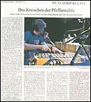 Artikel SZ: Das Kreischen der Pfeffermühle, 3/2010